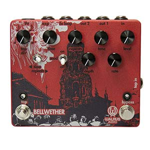 Walrus Audio Bellweather Analog Delay Pedal