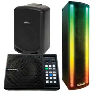 Compact Speakers