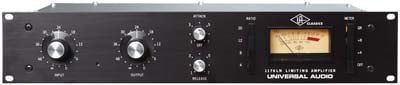 Universal Audio 1176LN Classic Limiting Amplifier Compressor Limiter