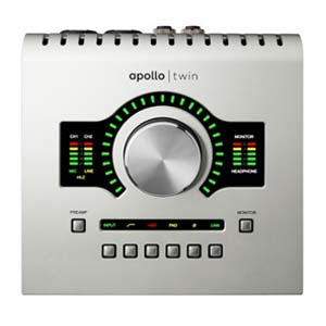 Universal Audio Apollo Twin USB Duo Audio Interface
