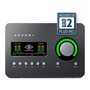 Universal Arrow Thunderbolt Audio Interface
