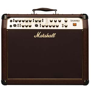 Marshall AS100D Acoustic Soloist 100 Watt Stereo Guitar Amplifier