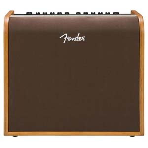 Fender Acoustic 200 Combo Amplifier 2 Channel 2x8 200 Watts