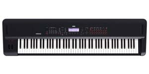 Korg Kross 288 MB 88 Key Synthesizer Workstation in Black