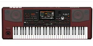 Korg PA1000 61 Key Arranger Workstation