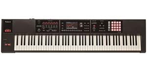 Roland FA08 88 Key Synthesizer Workstation Keyboard