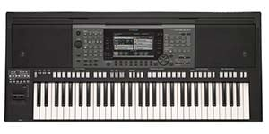 Yamaha PSRA3000 61 Key Arranger Workstation