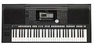 Yamaha PSRS970 61 Key Arranger Workstation