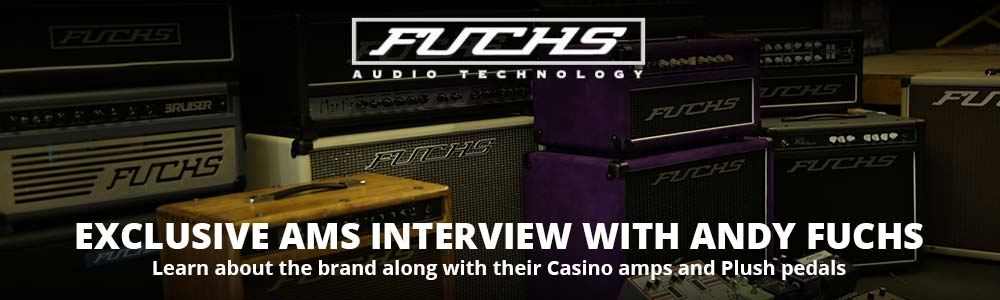 Exclusive AMS Interview with Andy Fuchs