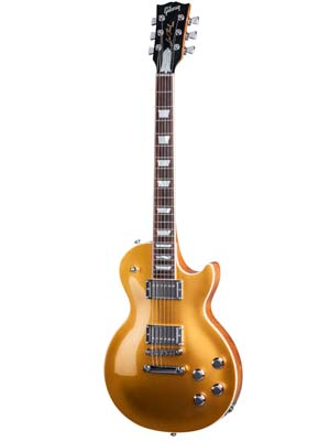 Gibson 2017 HP Les Paul Classic Gold Top W/C