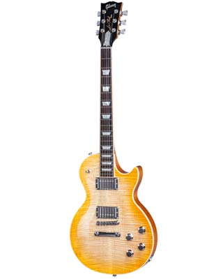 Gibson 2017 HP LP Traditional Antique Burst W/C