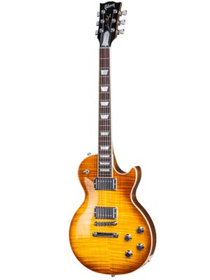 Gibson 2017 HP LP Traditional Honey Burst W/C