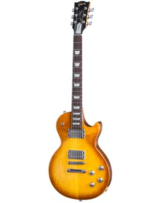 Gibson 2017 HP LP Tribute Faded Honey Burst W/B