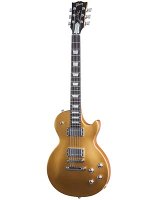 Gibson 2017 HP LP Tribute Satin Gold W/B