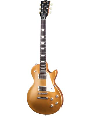 Gibson 2017 LP Tribute T Satin Gold Top W/B
