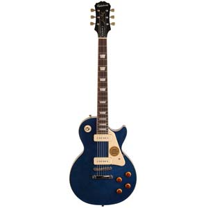 Epiphone Exclusive Run 1956 Les Paul Standard PRO Guitar Chicago Blue