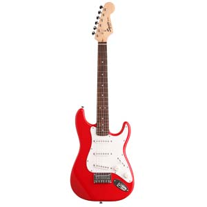 Squier Affinity Mini Stratocaster Rosewood Fingerboard Torino Red