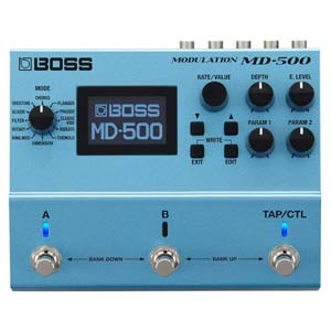 Boss MD500 Multi Modulation Processor