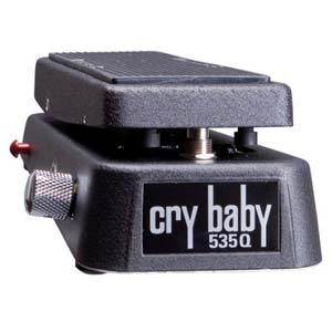 Dunlop 535Q Crybaby Multi Wah Pedal
