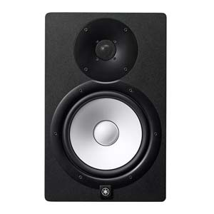 Yamaha HS8 8 Inch Powered Studio Monitor in Black
