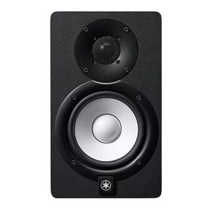 Yamaha HS5 5 Inch Powered Studio Monitor in Black