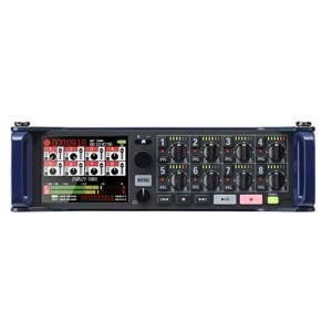 Zoom F8 Eight Channel Field Portable Digital Recorder