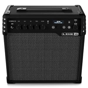 Line 6 Spider V30 Electric Guitar Combo Amplifier 1x8 30 Watts