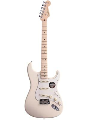 Fender American Standard Stratocaster Maple Neck Olympic White W/Case