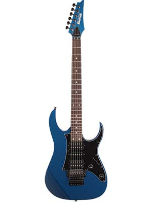 Ibanez RG655 Prestige Electric Guitar with Case Cobalt Blue Metallic