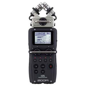 Zoom H5 Handheld Portable Digital Recorder