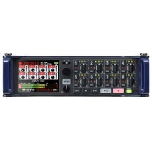 Zoom F8 Eight Channel Field Recorder