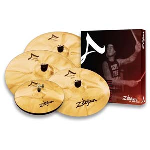Zildjian A Custom Value Added Cymbal Set