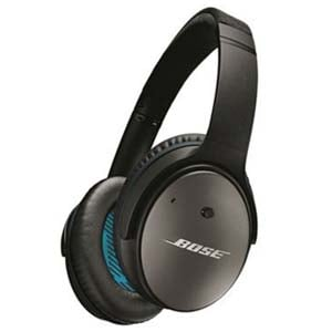 Bose QuietComfort 25 Noise Acoustic Cancelling Headphones for Samsung and Android