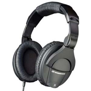 Sennheiser HD 280 PRO Closed Back Around Ear Professional Headphones