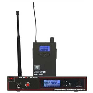 Galaxy Audio AS-1100 Wireless In Ear Monitor System