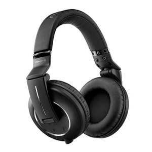 Pioneer HDJ2000MK2 Professional DJ Headphones in Black