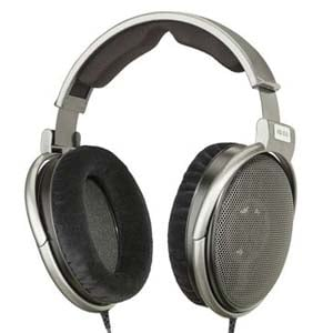 Sennheiser HD 650 Over Ear Audiophile Headphones