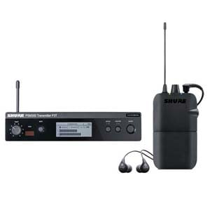 Shure P3TR112GR PSM300 Wireless In Ear Monitor System