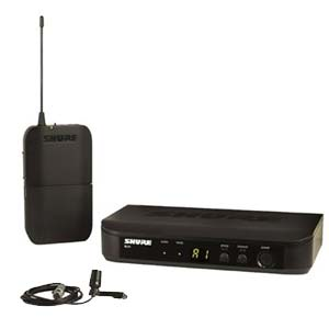 Shure BLX14 CVL H10 CVL Lavalier Wireless Microphone System H10