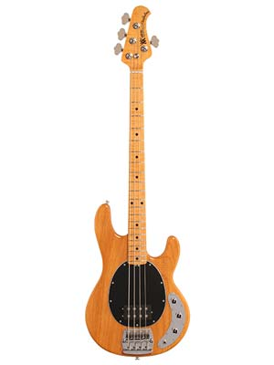 Ernie Ball Music Man StingRay 4 Classic Bass with Case Natural