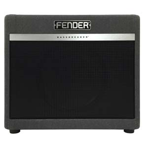 Fender Bassbreaker 15 Tube Guitar Combo Amplifier 1x12 15 Watts