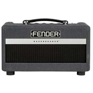 Fender Bassbreaker 007 Tube Guitar Head 7 Watts