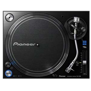 Pioneer PLX1000 Professional Direct Drive Turntable