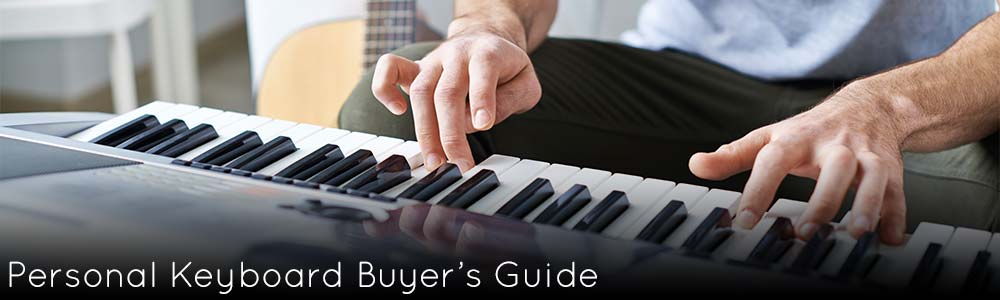 Personal Keyboard Buyer's Guide