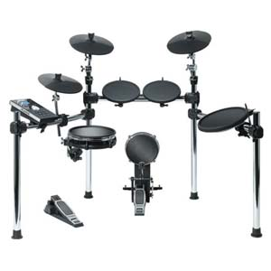Alesis Command Kit Eight Piece Electronic Drum Kit