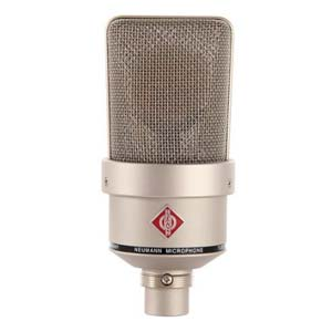 Neumann TLM103 Large Diaphragm Cardioid Condensor Microphone Satin Nickel