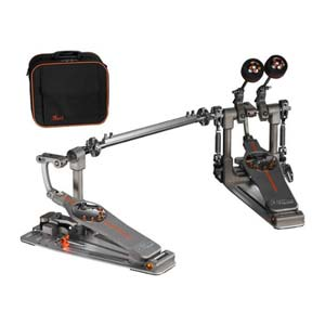 Pearl P3002D Eliminator Demon Drive Double Bass Pedal With Case