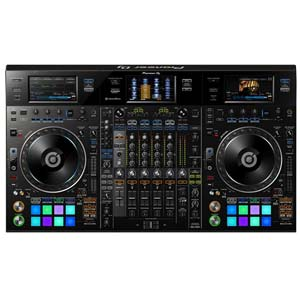 Pioneer DDJRZX Professional DJ and Video Controller