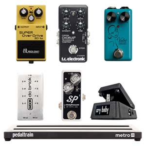 AMS Pedalboard Pack 5