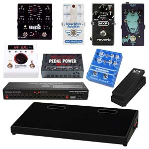 AMS Pedalboard Pack 7